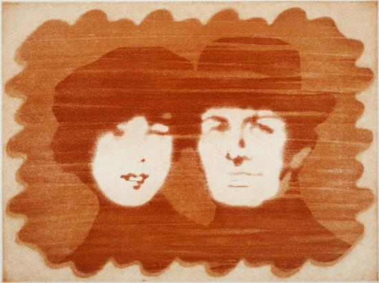 Jim Pavlidis_Dream-Couple_etching