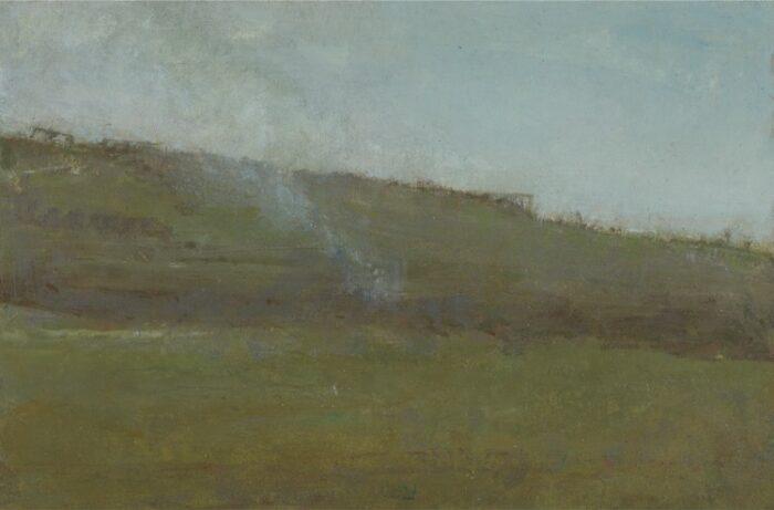 John Scurry In Gippsland 2020 11 x 16.5 cm